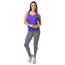Regata Fitness Color - Roxa