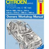 Manual De Taller Citroen Visa 1978-1988