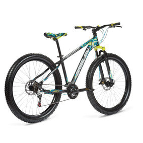 Bicicleta Mercurio Grisley Rodada 27.5 Alum Llanta Fat 3.0