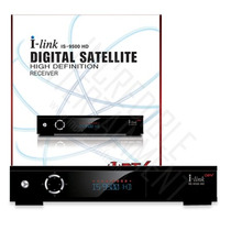 Receptor Tv Satelital I-link 9500 Hd C/ Turbo 8psk - Nuevo