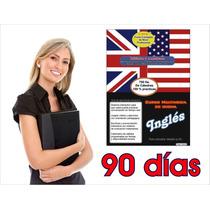 Curso Completo De Idioma Ingles Aprendalo En 90 Dias