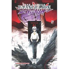 Mangá Neon Gênesis Evangelion Edição 22 E 23