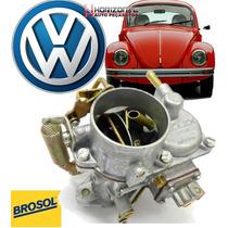 Carburador Fusca Kombi Buggy 1500 1600 30 Pic Solex Brosol