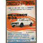 Peugeot 504 - Caracteristicas Tecnicas