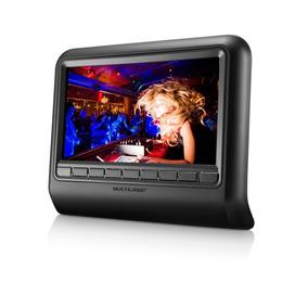 Dvd Player Automotivo 9 Encosto Cabeça Multilaser - Au705