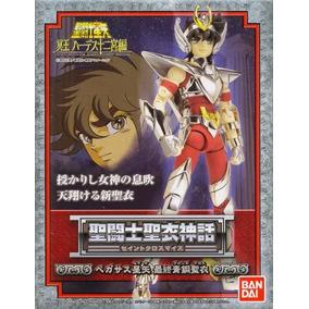 Os Cavaleiros Do Zodiaco Seiya V3 Pegasus Cloth Myth V3