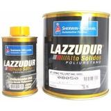 Verniz Pu 8050 Alto Solidos Lazzuril Kit C/ Endurecedor