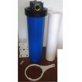 Filtro De Agua Para El Hogar,comercial,industrial Big Blue20