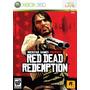 Juego Xbox 360 Red Dead Redemption Pal - Ntsc Ok En Español