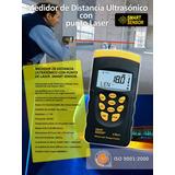 Medidor De Distancia Con Laser Smart Sensor Para 20 Metros