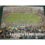 Poster Original Futbol Boca Juniors Real Madrid Bombonera