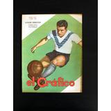 Revista El Gràfico Nº 986 Tapa Velez - Platense