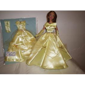 Barbie Ropa, Vestidos Princesas Disney Maracay