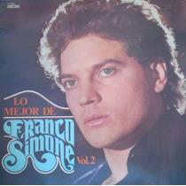 Franco Simone Lo Mejor De... Vol. 2