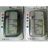 Capa Bumper Samsung Grand Duos I9082 + Caneta Pen Stylus