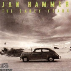 Cd - The Early Years - Jan Hammaer
