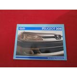 Manual Usuario Peugeot 306 Original (97 98) Perfecto Estado