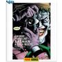Batman A Piada Mortal - Capa Dura Novo E Lacrado