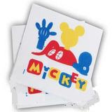 Servilletas De Personajes Mickey, Minnie Y Baby