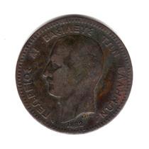 Moneda Grecia 10 Lepta 1882 Km#55