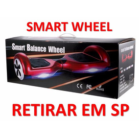 Skateboard Motorizado Smart Balance Inteligente C/ Bluetooth