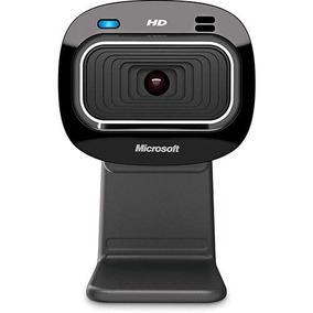 Webcam Microsoft Lifecam Hd-3000 Usb 720p Hd 30fps