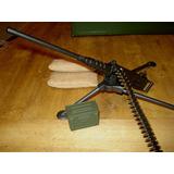 Armas Tamaño Escala 1/6--metralladora Antiaerea Mide 24 Cm!