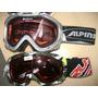 Antiparras Rusty Para Ski Doble Vidrio - Antifog
