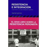 Resistencia E Integración, Daniel James