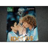 Revista Ole Argentina Campeon Mundial Juvenil 2011