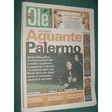 Diario Ole 6/7/99 Copa America Caniggia All Boys San Miguel