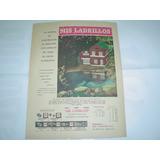 Mis Ladrillos Tubos Cajas Ezio Guggiari Publicidad 1963