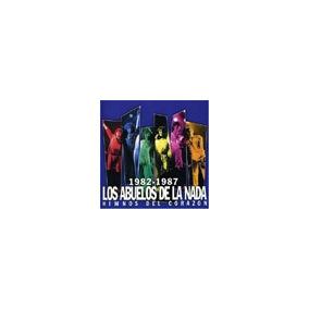 Cd Doble De Los Abuelos De La Nada 1982-1987( Original )