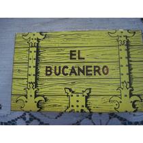 Juego El Bucanero De 1980 Coleccion Nuevo Retro Original