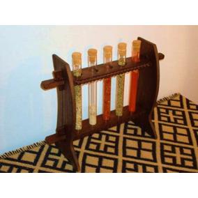 Especiero En Madera. Original Y Novedoso.(no Es Fibro Facil)