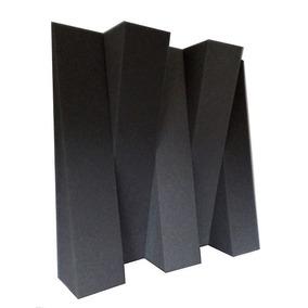 Espuma Acústica Difusor E Absorvedor Acustico M3 Anti Chamas