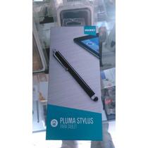 Pluma Stylus Para Tablet O Smartphone Marca Mobo