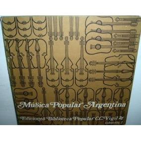 Hugo Diaz Huayra Puca Musica Popular Argentina Caja De 4 Lps
