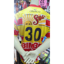 Jersey De Morelia Version Copa Libertadores 2002