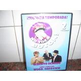 No Toca Boton Dvd Excelente Con Alberto Olmedo 2da. Temp.