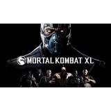 Mortal Kombat Xl Pc Steam - Argen Game Store