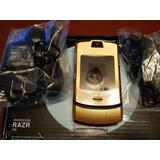 Motorola Razr V3i - Gold Dolce & Gabbana