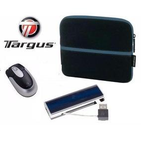 Kit Mini Lapto,tablet Targus Mouse, Hub, Estuche