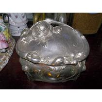 Alhajero Joyero Art Nouveau Caja Metal Megusta_melollevo