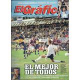 Boca Jrs El Mejor De Todos 1999 Revista El Grafico Riquelme