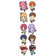Plancha De Stickers De Anime De Angel Beats Yui Tenshi
