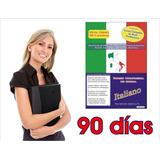 Curso De Idioma Italiano Para Aprenderlo En 90 Dias