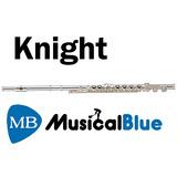 Flauta Traversa 16 Knight Jbfl-6248s C/ Estuche
