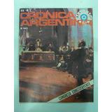 Revista Cronica Historica Argentina Codex 47 Cing. Const.