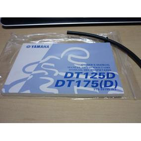 Yamaha Dt 125 Dt 175 Manual Usuario